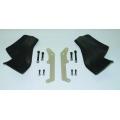 Porsche Brake Air Deflector Kit All-Year Vipers