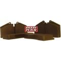 Brakeman # 3  Brake Pads  Gen 1-2 $249 F or  R ;   Gen 3-5 $295 F or R