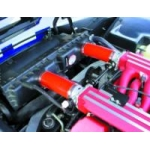 Intake Smooth Tubes - V-10 RED or BLACK.  Gen 1-2;    Gen 4-5