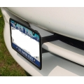 Front License Plate Holder Bracket, Gen 1-2-3-4