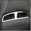Polished Headrest Trim