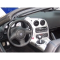 SRT10 Carbon or Silver Dash MAMBA Center Console Bezels