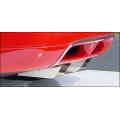 SRT10 Rear Diffuser Blade Overlays