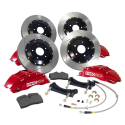 Stoptech 4 Wheel Big Brake Kit